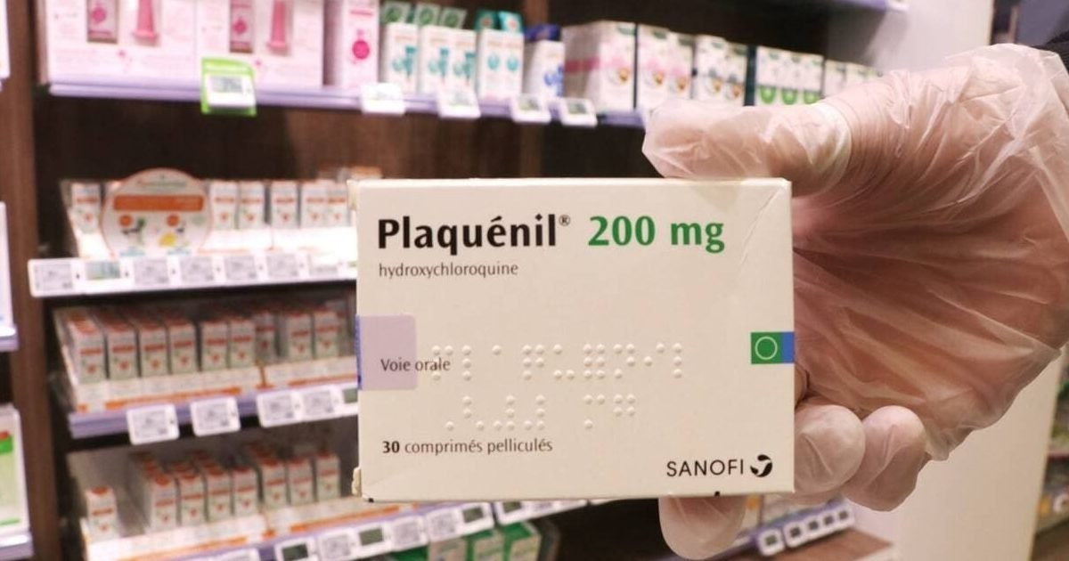 plaquenil e1586541393671.jpg?resize=412,232 - Solidarité : Le laboratoire Sanofi va faire don de 100 millions de doses d'hydroxychloroquine à 50 pays