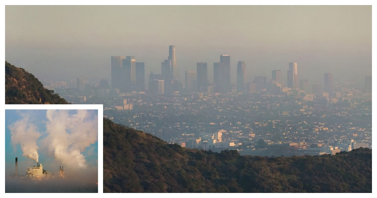 pollution cover.jpg?resize=412,232 - Air Quality Has Dropped in The US - 150 Million Americans May Be Breathing Polluted Air