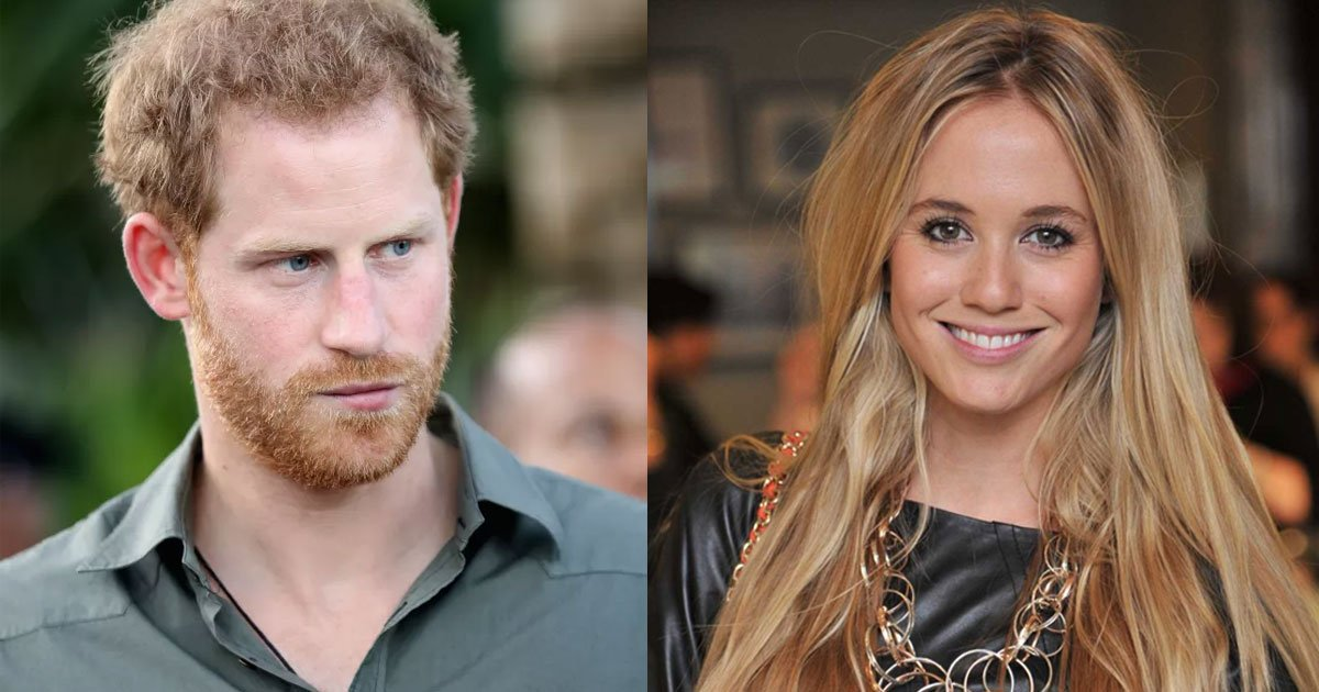 prince harrys ex florence st george said she was left with anxiety due to her high profile relationship with the duke.jpg?resize=412,275 - Prince Harry's Ex, Florence St George, Said She Was Left With Anxiety Due To Her High Profile Relationship With The Duke