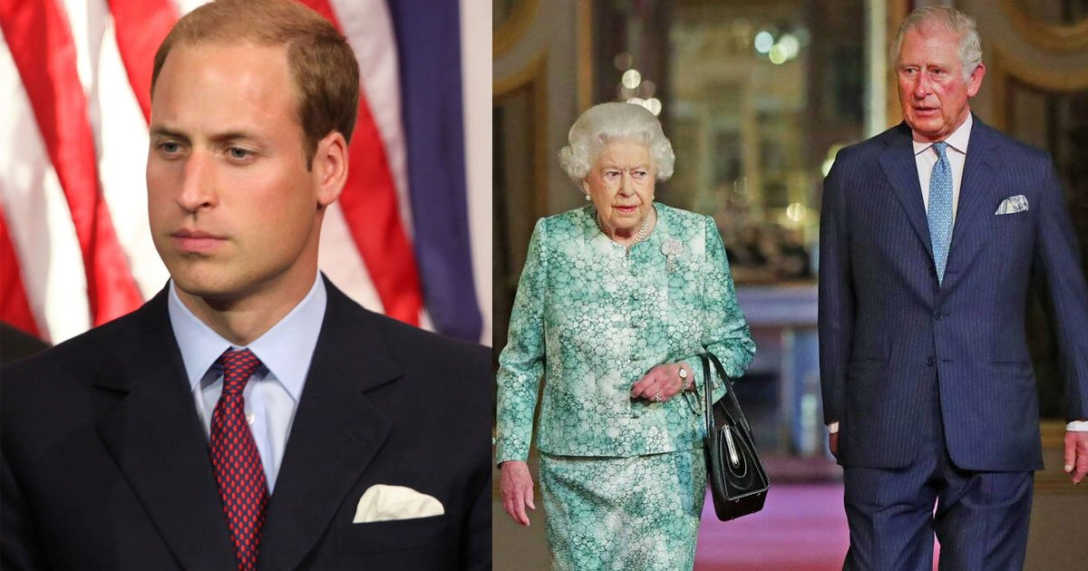 prince william revealed he gets worried about queen elizabeth and father prince charles amid the pandemic.jpg?resize=412,275 - Prince William Expressed His Concerns For Queen Elizabeth And Prince Charles