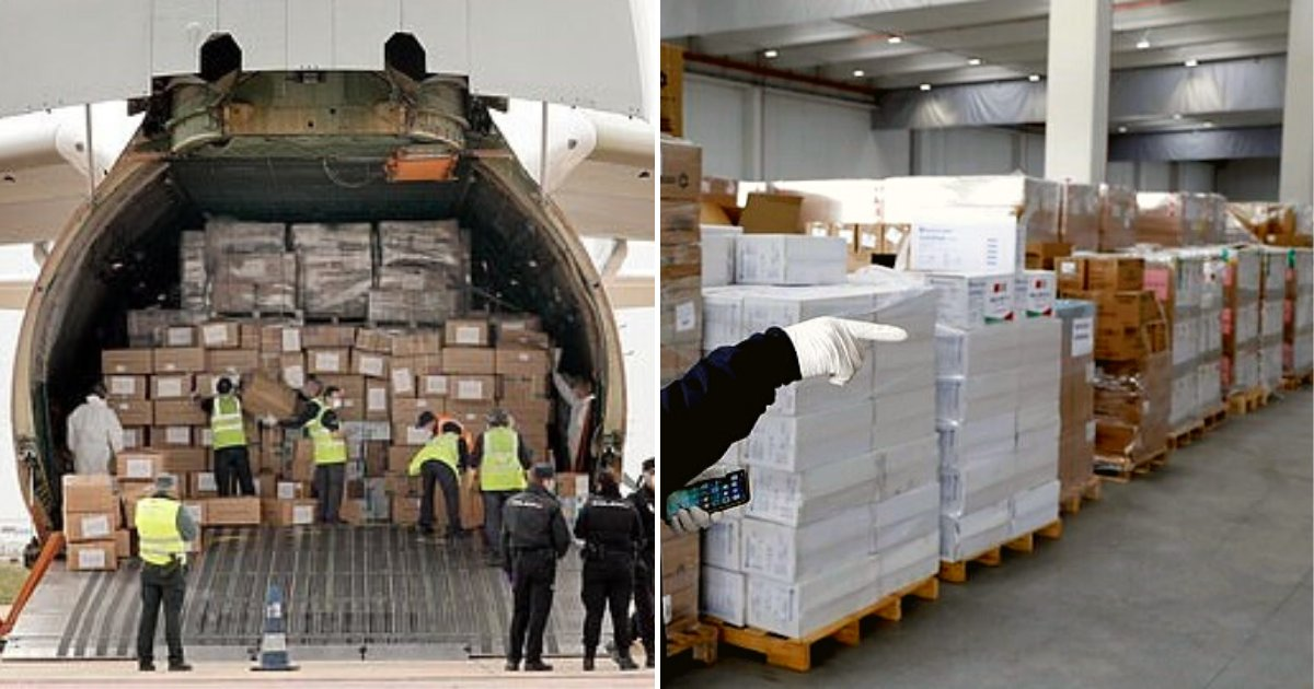 supplies5.png?resize=1200,630 - China Allegedly Made Italy Buy Back Face Masks And Supplies It Had DONATED To Beijing Only Weeks Earlier