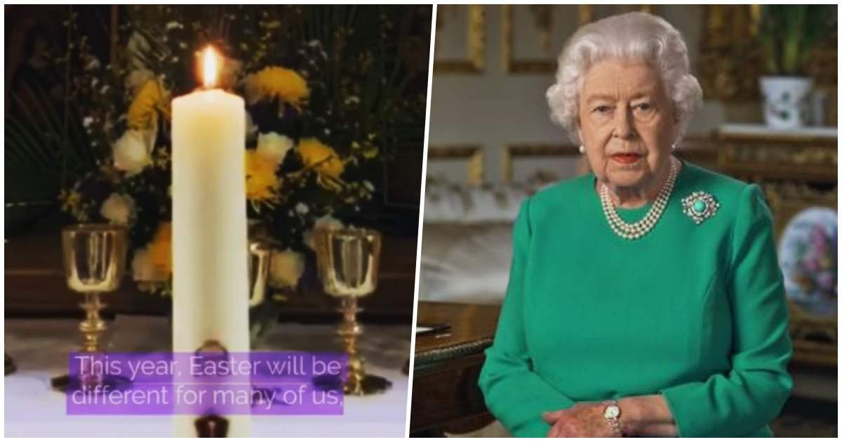 thumbnail 3.jpg?resize=1200,630 - Queen Elizabeth II Delivers A Hopeful Easter Message To Everyone: 'Coronavirus Will Not Overcome Us'