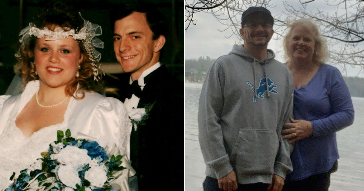 untitled 163.jpg?resize=412,232 - Couple, Who Were Born On The Same Day In The Same Hospital And Are Married For 28 Years, Revealed How It All Started