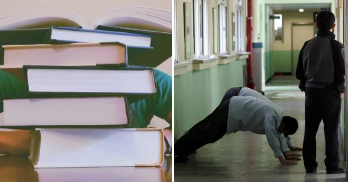 "untitled 222.jpg?resize=412,232 - ""야한 책 봤다""라며 학생에게 체벌 가한 '교사'가 맞이한 '두 가지' 비극"