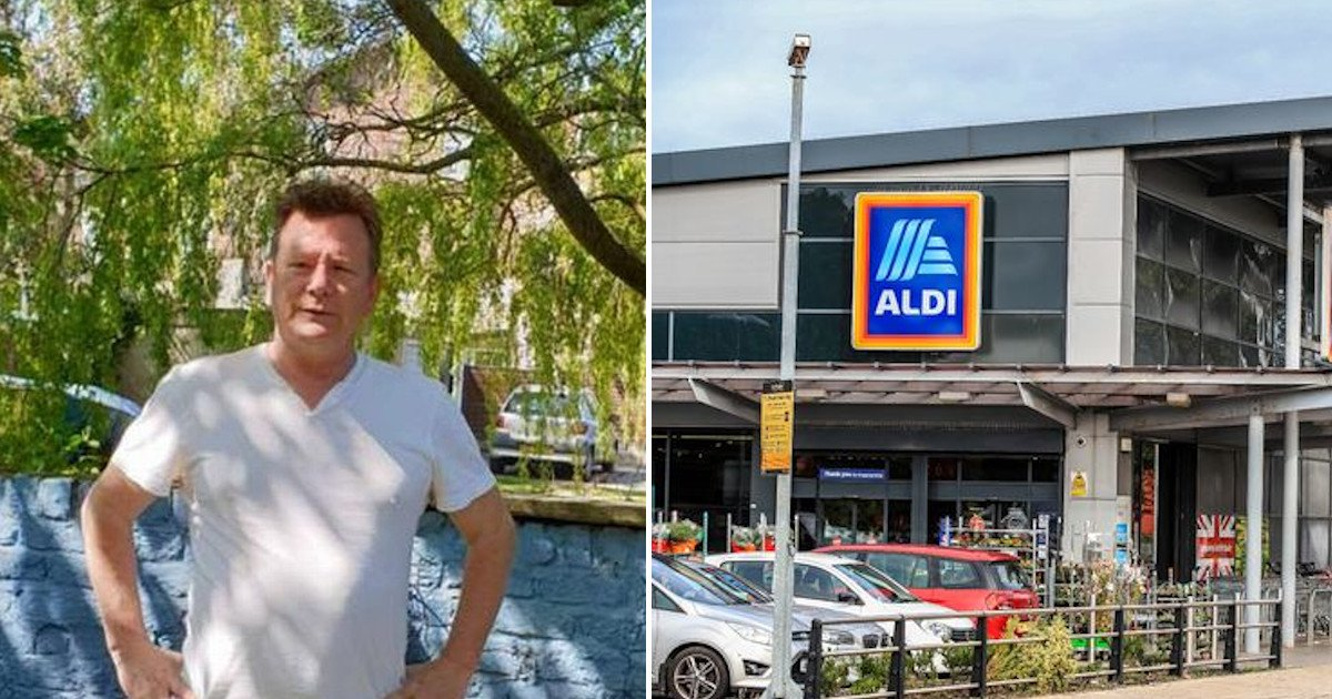 untitled 234.jpg?resize=412,232 - Blind Man Thrown Out Of An Aldi Store While Shopping With His Partner For His Vulnerable Neighbor