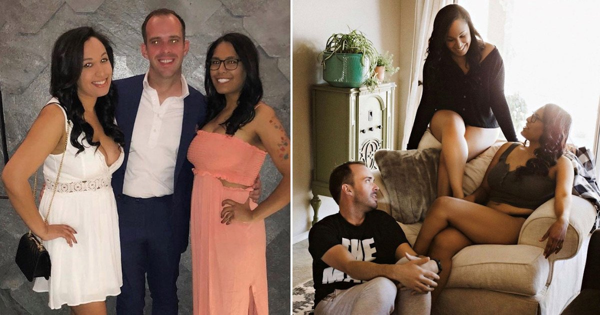 untitled 96.jpg?resize=412,275 - Couple Planning To Start A Family With A Woman They Met On Instagram After Celebrating Their First Anniversary As A 'Throuple'