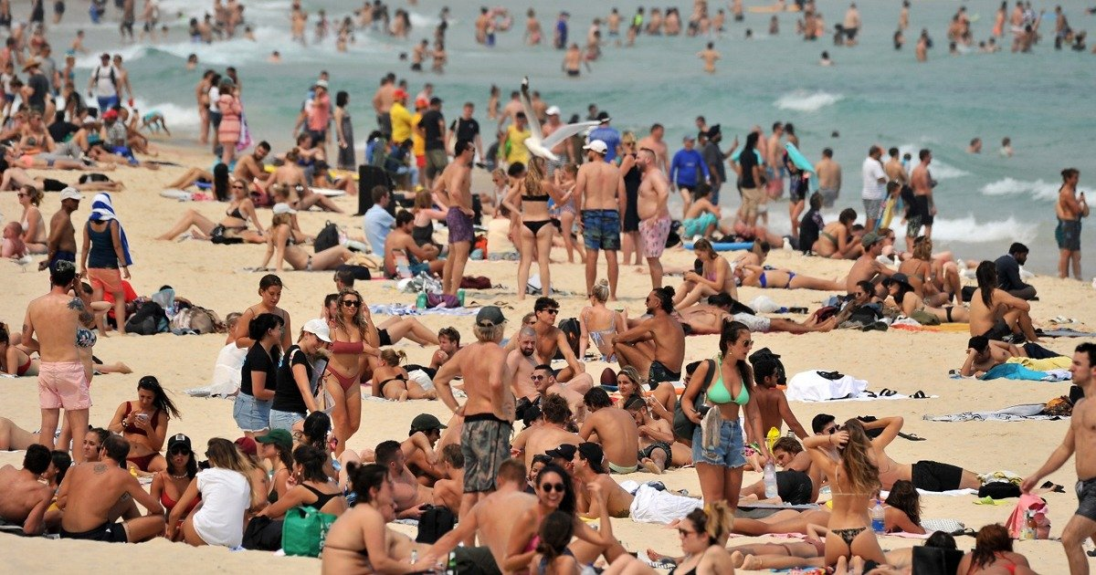 whatsapp image 2020 04 03 at 8 20 13 pm.jpeg?resize=1200,630 - Beach Goers At Australia's Northren Beaches, Sydney Broke All Social Distancing Rules