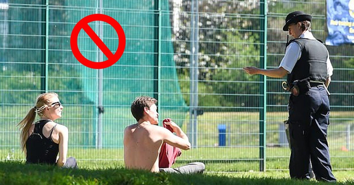 whatsapp image 2020 04 07 at 9 34 48 am.jpeg?resize=412,232 - Government Bans Sunbathing And Impose Fines Ahead Of 75F Easter Weekend