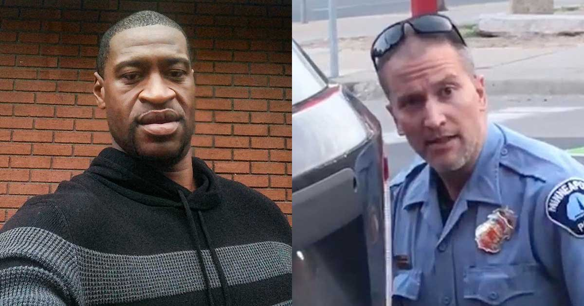 1 180.jpg?resize=1200,630 - Former Minneapolis Cop Charged With Murder In George Floyd's Death