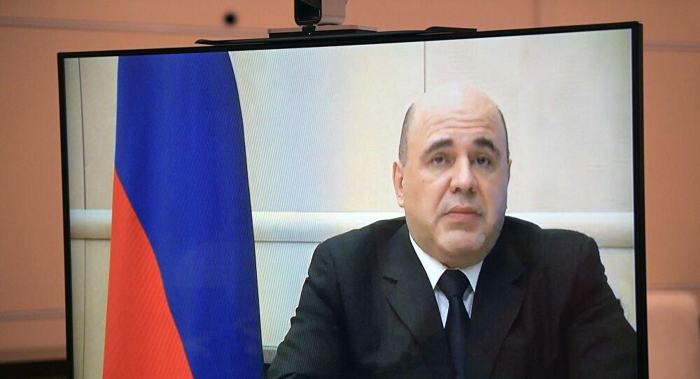 Russian Prime Minister Tests Positive for Coronavirus - Sputnik ...