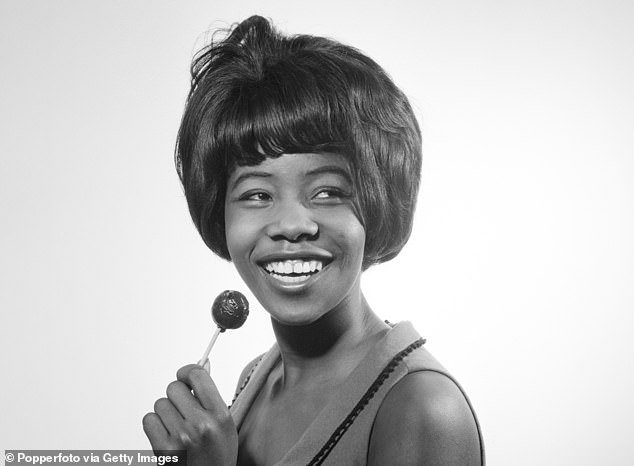 Small, pictured as a teenager, sold over six million records with her hit single My Boy Lollipop. Mr Blakewell said she was the