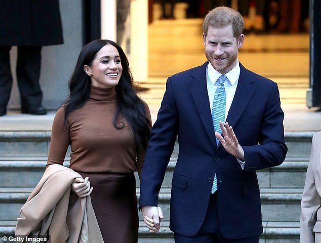 Meghan Markle wants the biography on her and Prince Harry