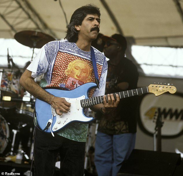 Sad loss for music:Singer Jorge Santana has reportedly died at the age of 68 due to natural causes. Seen in the 1970s