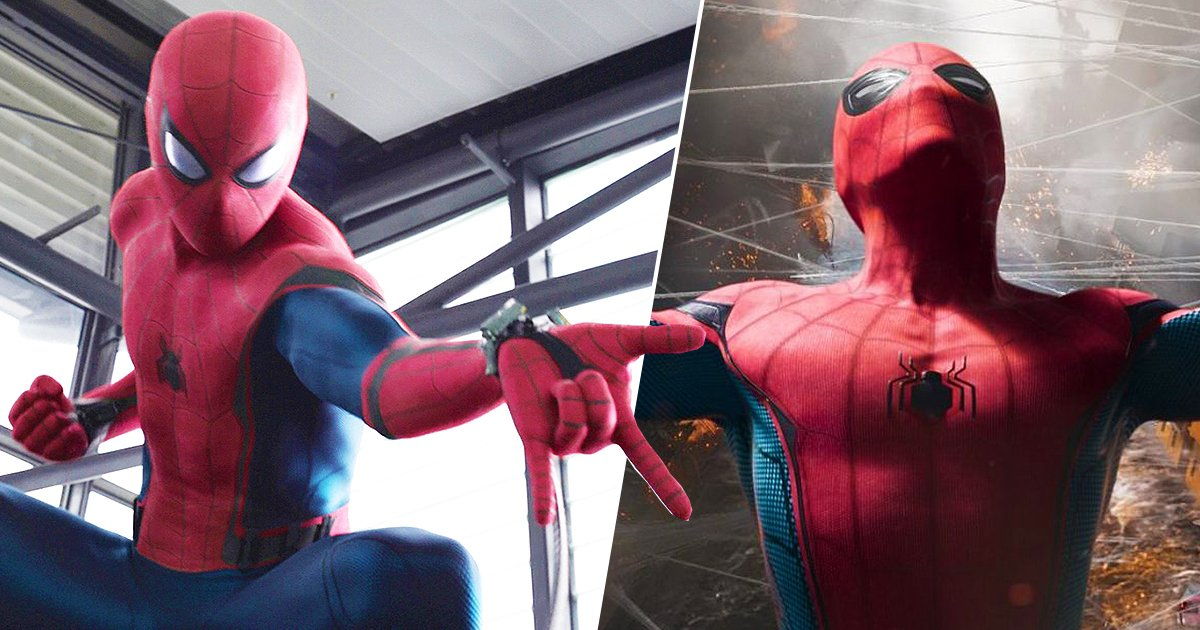 Spider-Man Homecoming on Netflix is here