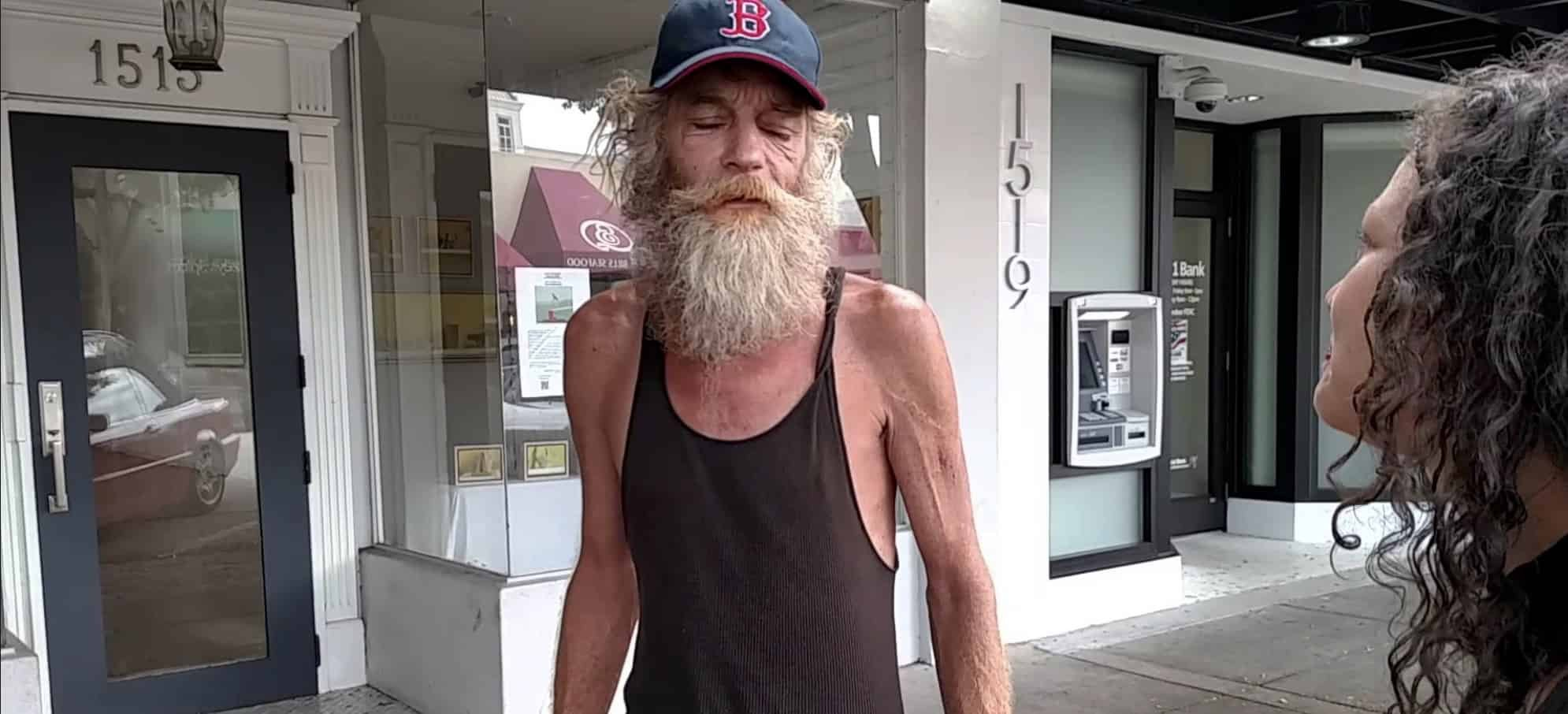 Donald Gould the homeless pianist has his life transformed from ...