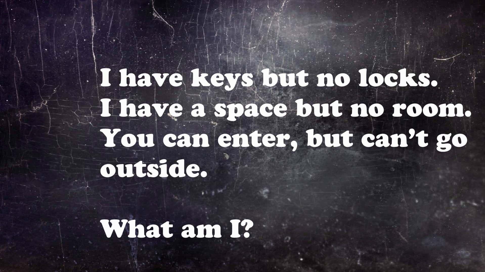 hard riddles 7