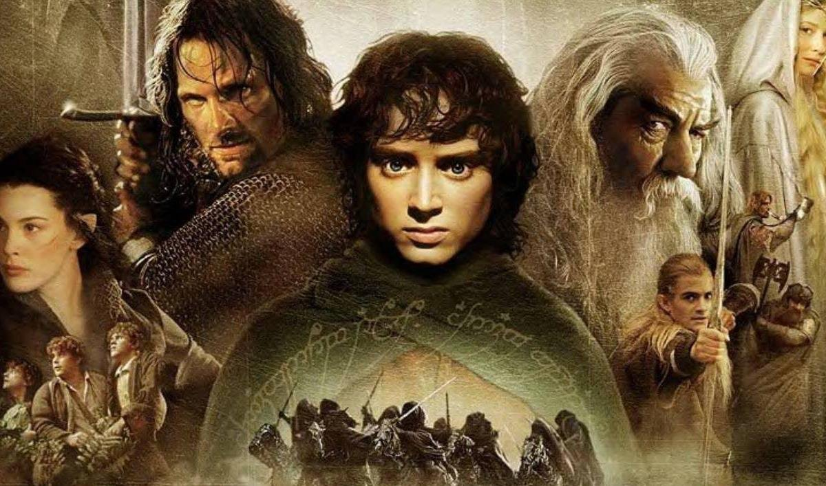 Lord of the Rings Netflix