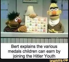 Bert and Ernie memes