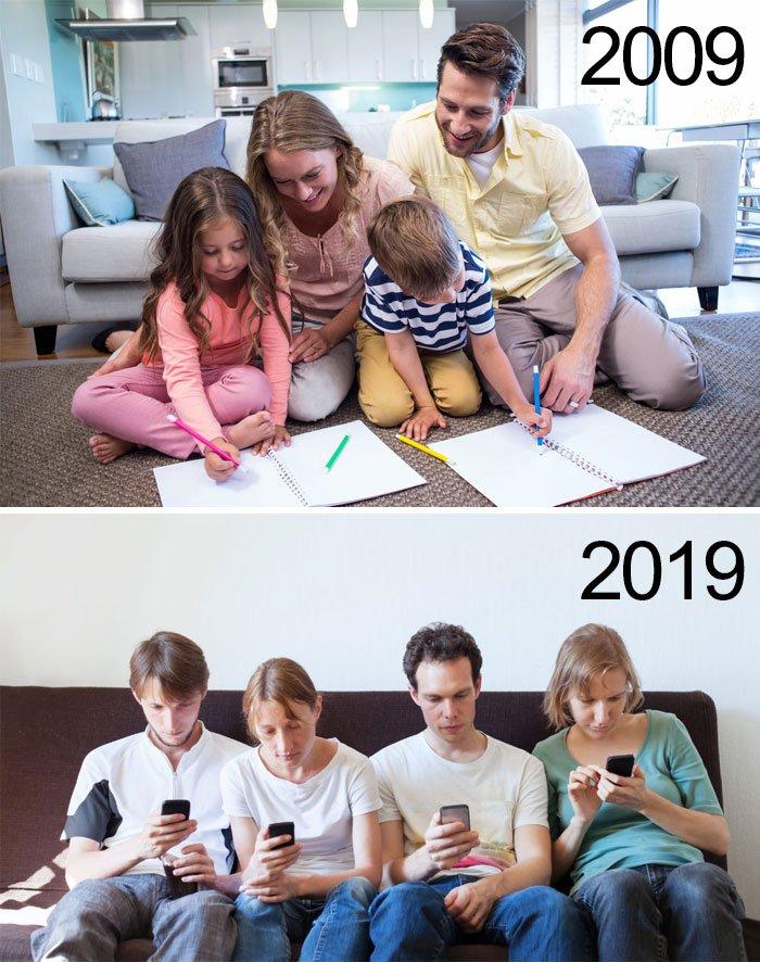 10 Year Challenge Meme