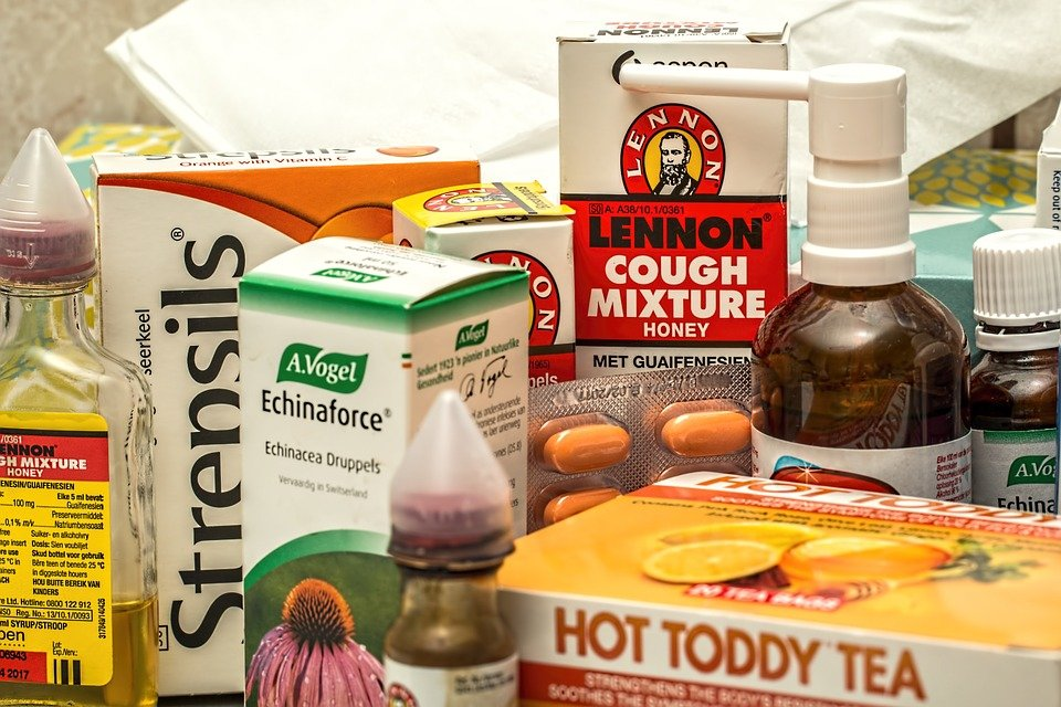 how to cure strep throat symptoms
