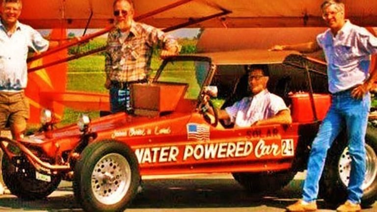 The Mysterious Death of Stanley Meyer and His Water-Powered Car | Gaia