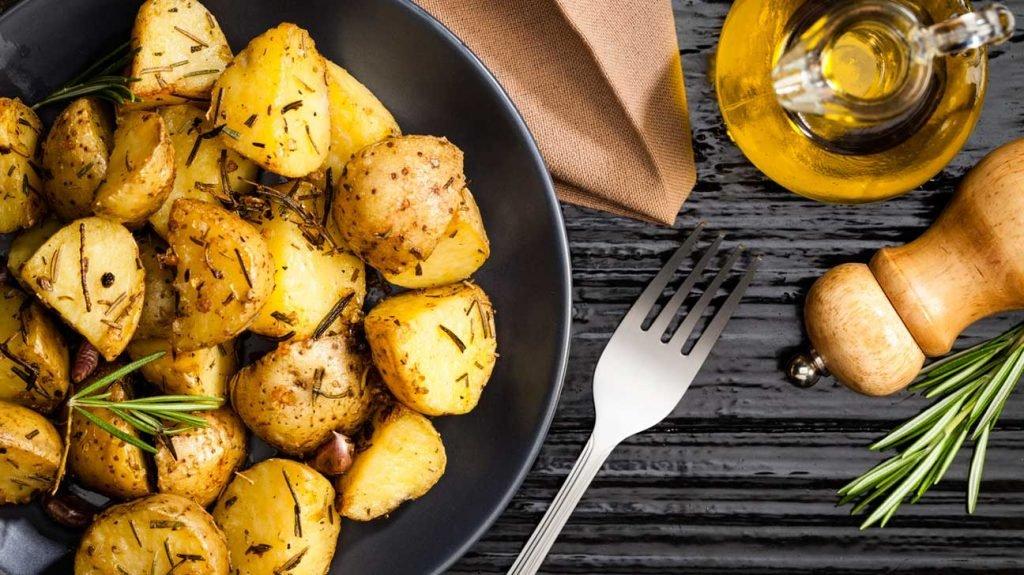 potatoes is foods high in potassium