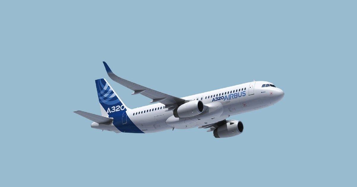 a320.jpg?resize=1200,630 - Un homme a loué un Airbus A320 pour voyager avec sa famille en toute sécurité