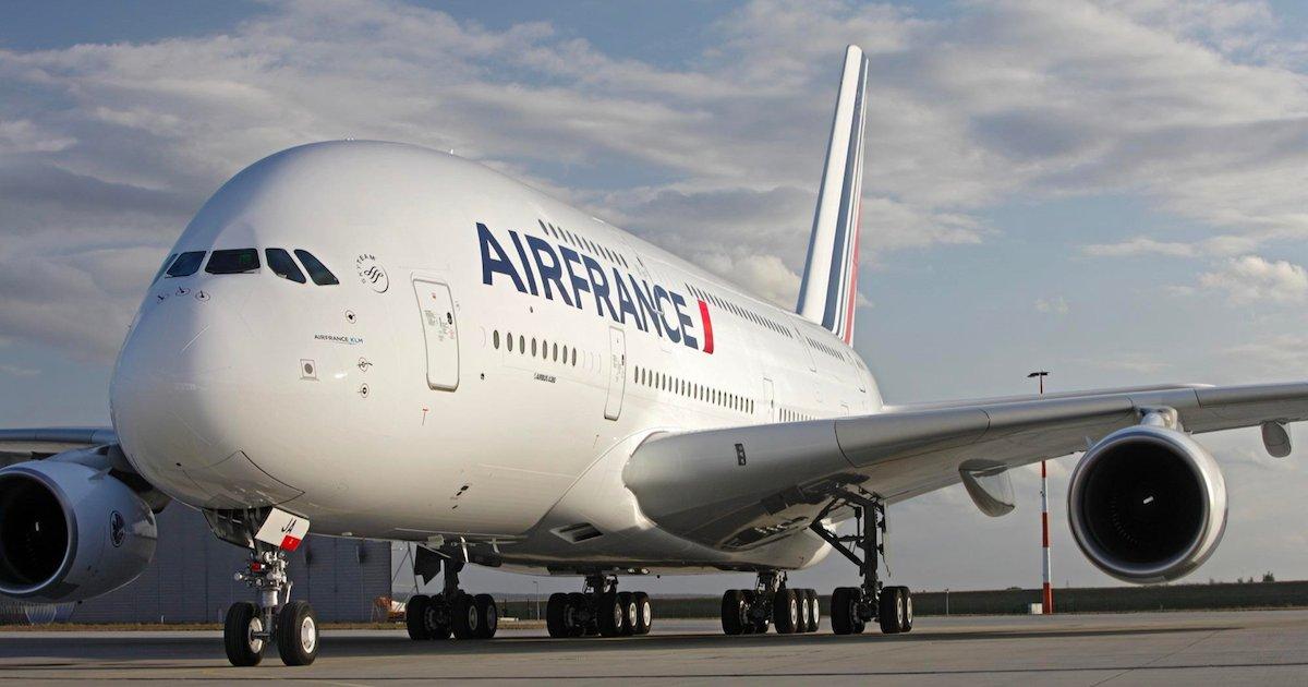 air france 1.png?resize=1200,630 - Air France se sépare de ses Airbus A380 plus tôt que prévu
