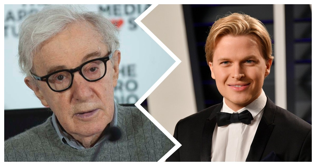 allen.jpg?resize=412,275 - Woody Allen Characterizes His Son Ronan Farrow's Journalism As Dishonest and Unethical
