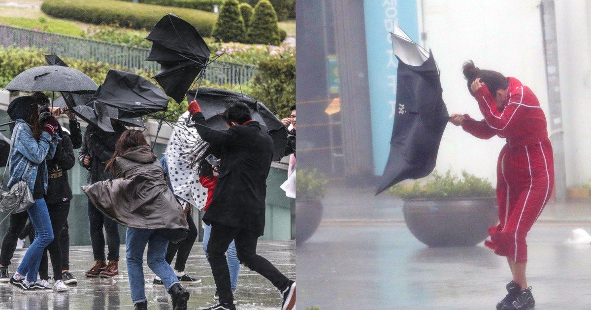 "c7d9ffbe ad32 41c0 9c99 e63757b3625f.jpeg?resize=1200,630 - ""놀러가려 했는데..."" 토요일인 내일(9일) 강제로 '방콕' 해야하는 '최악의' 날씨 펼쳐진다"