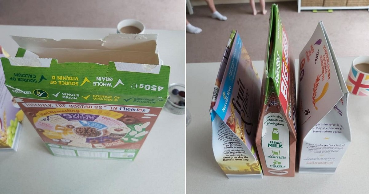 c8 2.jpg?resize=412,275 - A Woman Finally Found Out How To Close Cereal Boxes The Right Way