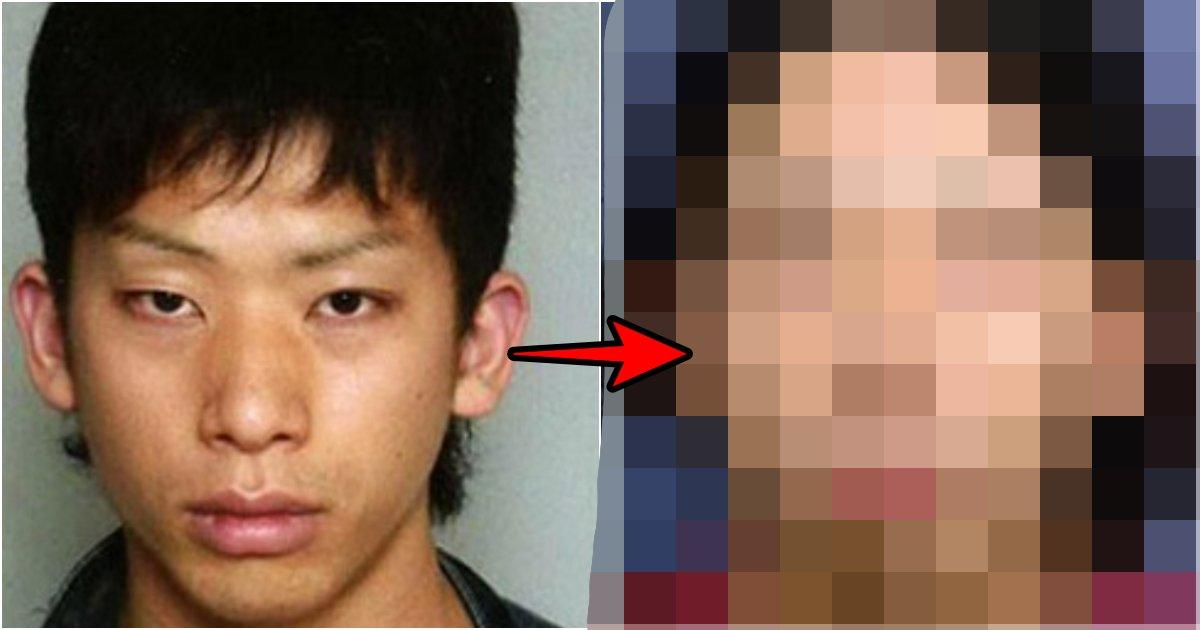 collage 120.png?resize=1200,630 - 경찰에게 잡히지 않기 위해 칼, 가위 등으로 '셀프 성형'한 '강.간.살.인.마'의 얼굴
