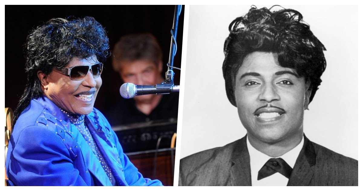 collage 16.jpg?resize=412,275 - Little Richard, Pioneer of Rock and Roll Music, Passes Away at Age 87