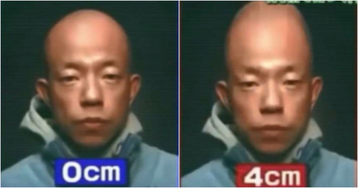 "collage 180.png?resize=1200,630 - ""머리통을 1cm씩 커지게 만들면 몇 cm에서 눈치 챌까..?"" 일본에서 약빨고 만든 레전드 몰.카"