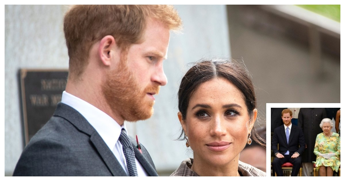 collage 20.jpg?resize=412,275 - A New Film Will Dramatize Prince Harry and Meghan's Departure From Royal Family