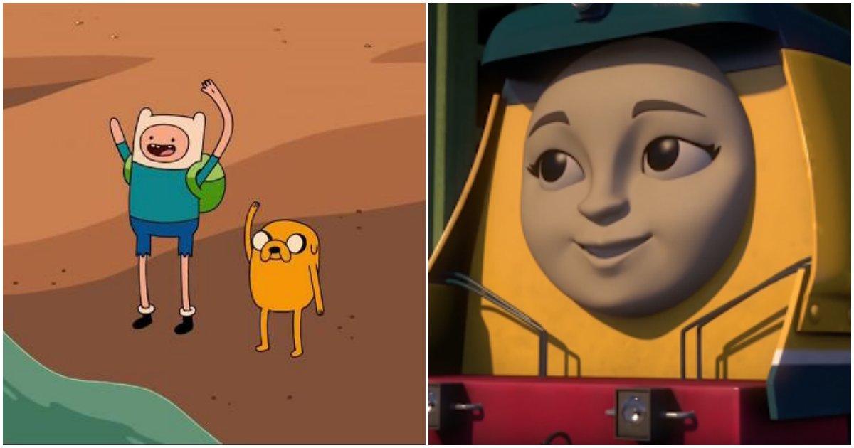 "collage 265.png?resize=412,232 - ""여자 무시하나요?"" '여성가족부'가 불편해하며 '성차별적인 내용'이라고 지적한 아동용 애니메이션들"