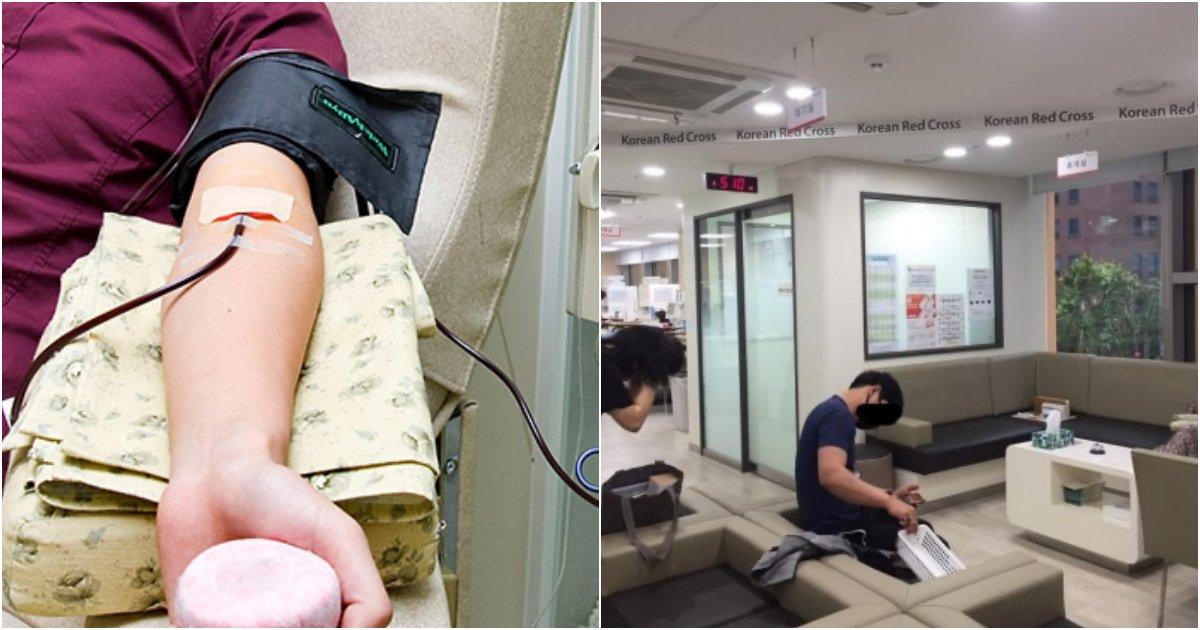 """collage 282.png?resize=412,232 - """"한국 남자 피 받을바에 죽을거야.."""" 헌혈하러 온 남성에게 '에.이.즈 환자'가 쓴 주사를 일부로 사용한 여성"""