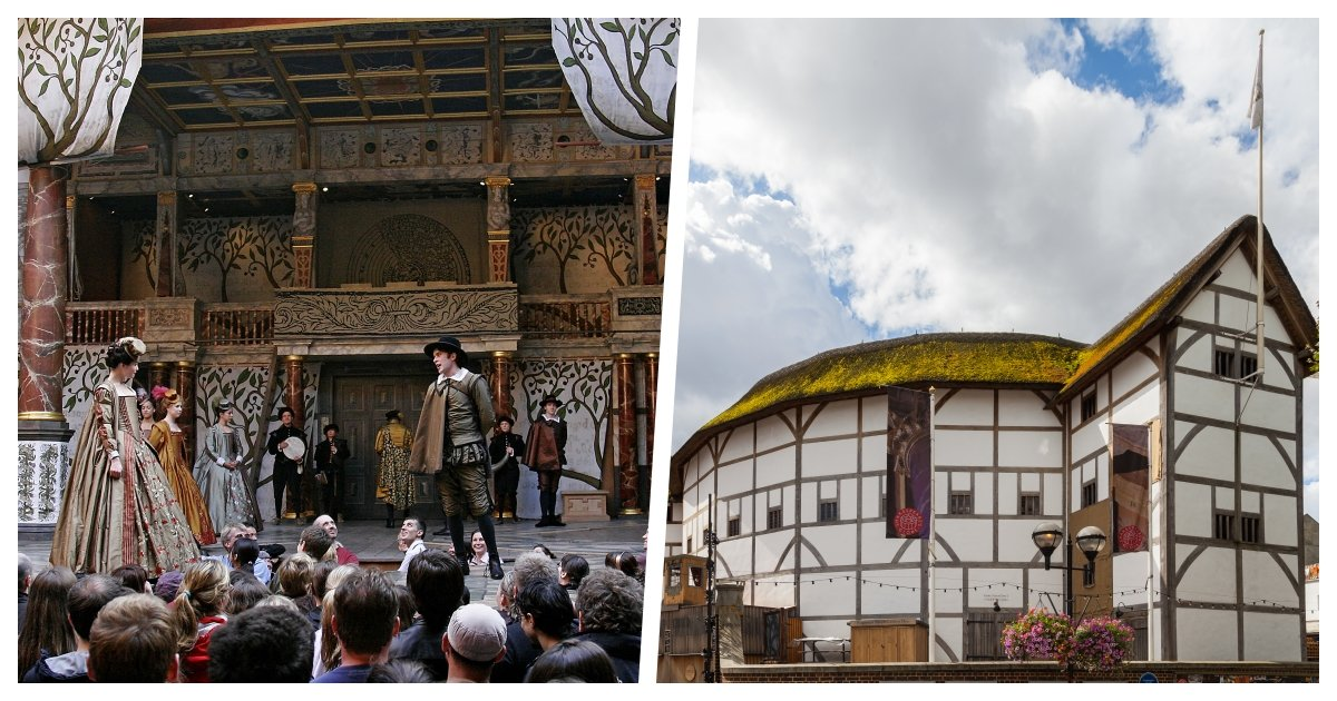 collage 45.jpg?resize=1200,630 - Shakespeare's Globe in London Faces Unprecedented Financial Strains Because of Covid-19
