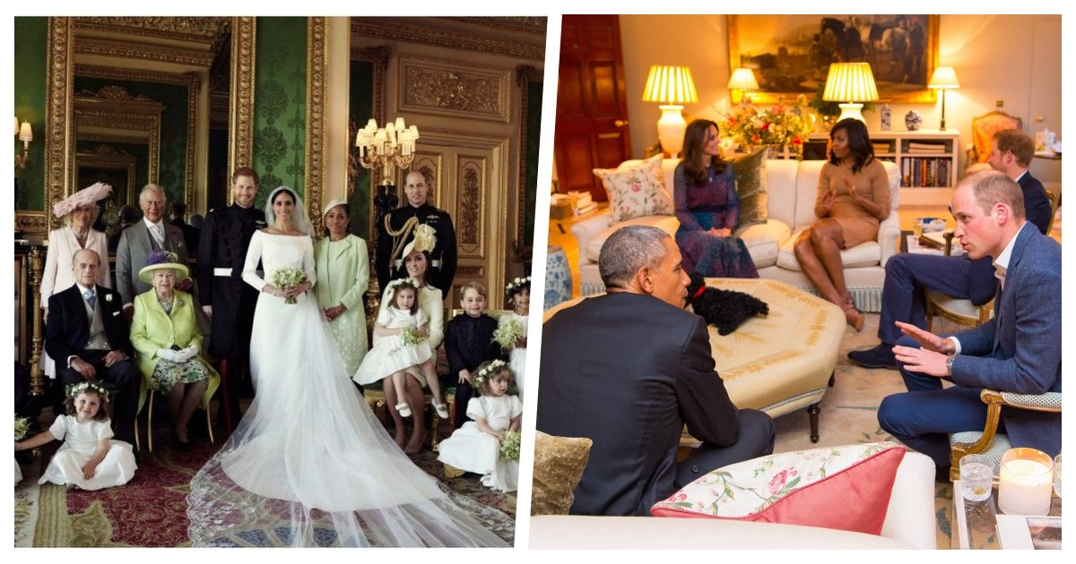 collage 55.jpg?resize=1200,630 - Former British Cabinet Member Estimates Harry and Meghan Cost British Taxpayers $53 Million Since Marriage