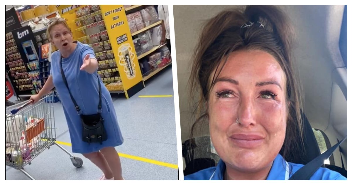 collage 65.jpg?resize=300,169 - UK Care Worker Alleges She Was Verbally Abused Just Because She Was In Uniform When Shopping