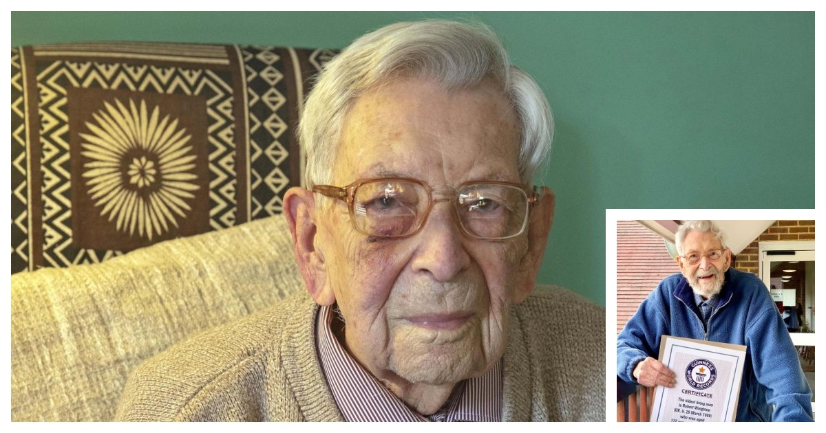 collage 78.jpg?resize=412,275 - World's Oldest Living Man Passes Away Peacefully In His Sleep At Age 112