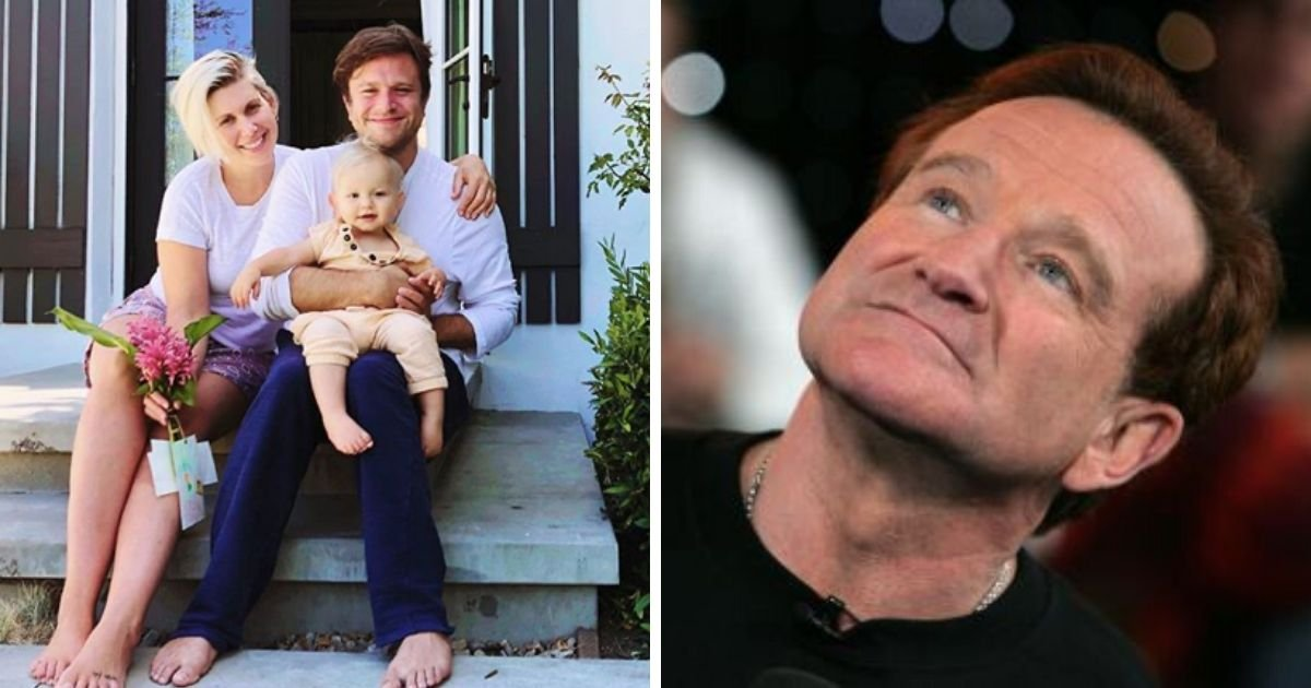 cover 11.jpg?resize=1200,630 - Robin Williams' 1-Year-Old Grandson Is Learning About Him Through Aladdin