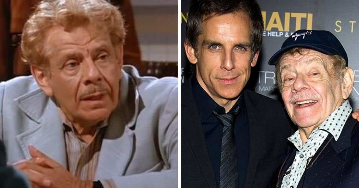 cover 2.jpg?resize=1200,630 - Jerry Stiller, Father Of Ben Stiller and Seinfield Star Dies At 92