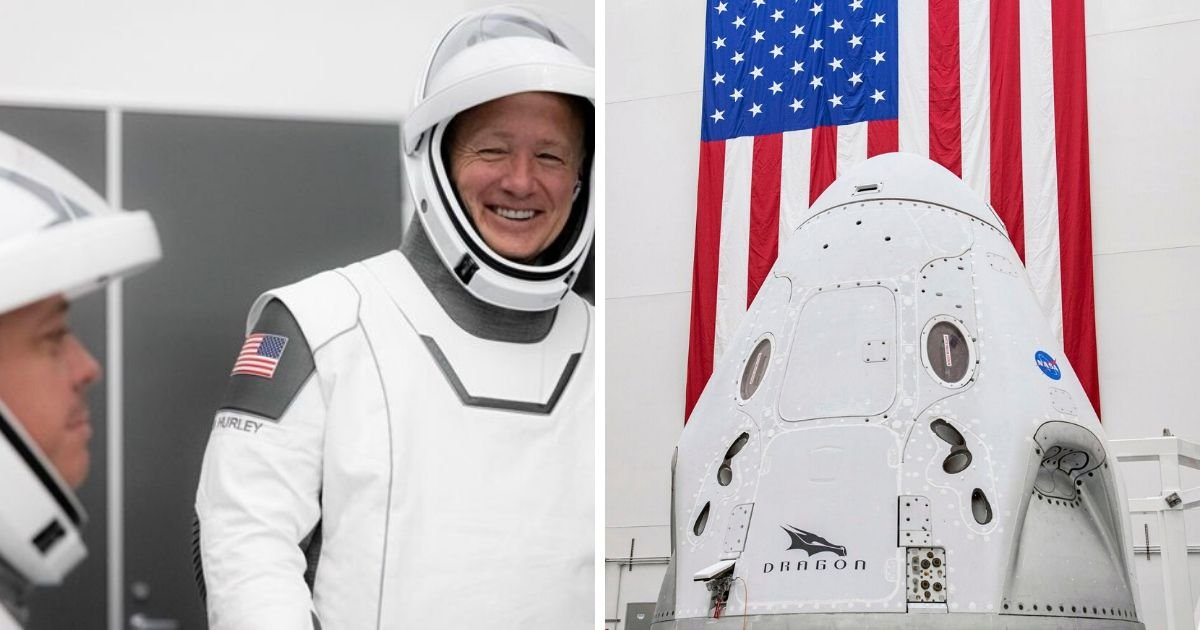 cover 8.jpg?resize=1200,630 - SpaceX and NASA Crew Are Cleared To Launch This Wednesday