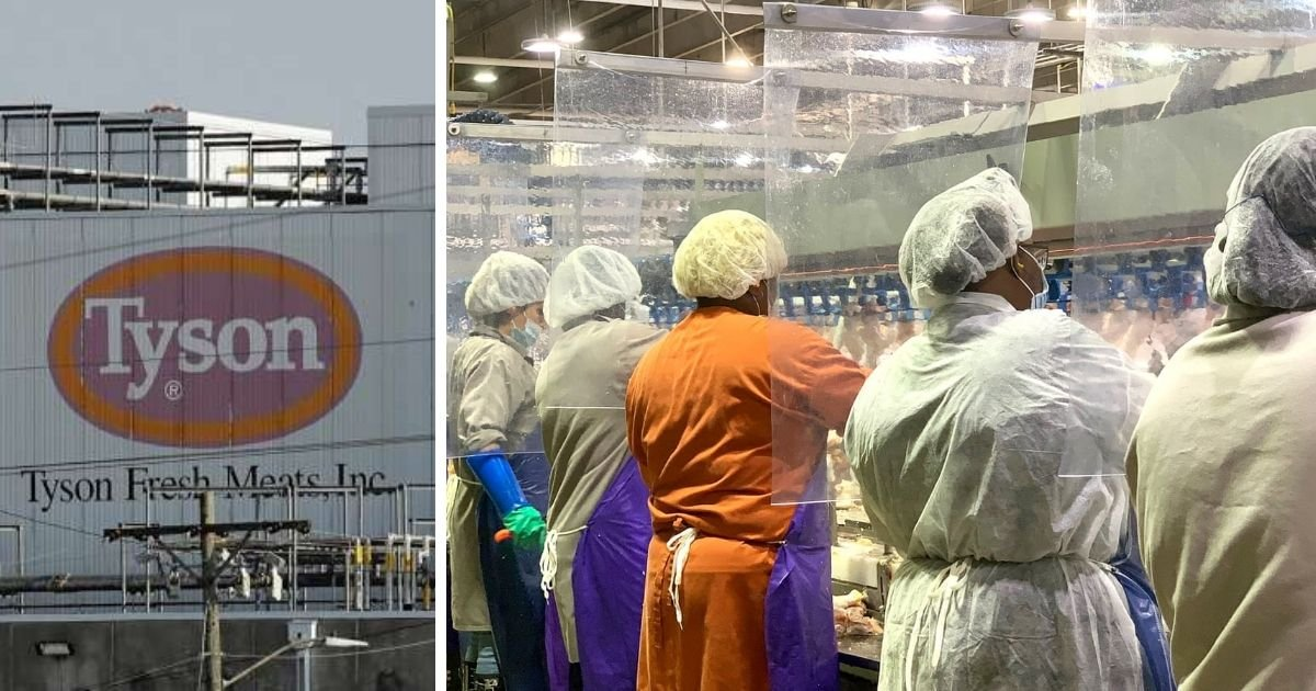 coverr.jpg?resize=1200,630 - Around 900 Workers at Indiana Tyson Foods Plant Tested Positive For Coronavirus