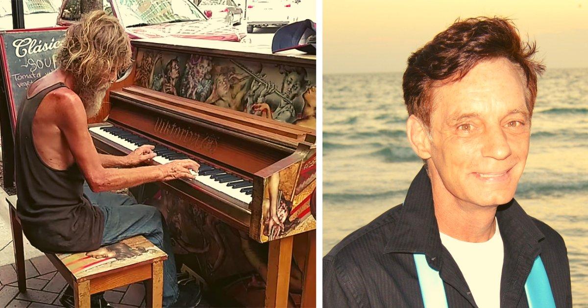 diseno sin titulo 101.png?resize=1200,630 - VIDEO: Pianista Sin Hogar Arrasa En Las Redes Sociales Y Su Hijo Volvió A Tener Contacto Con Él