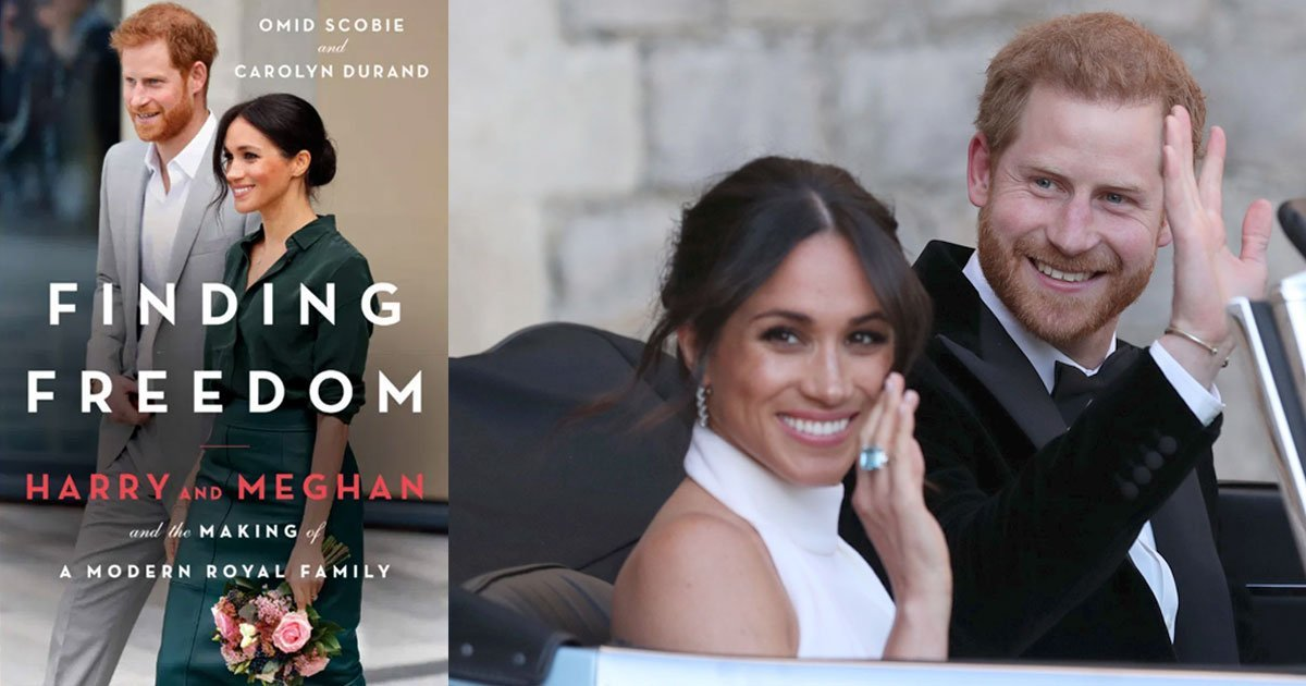 freedom.jpg?resize=412,232 - Prince Harry And Meghan Markle's Biography 'Finding Freedom' Will Reveal Unknown Details Of The Royal Couple's Life
