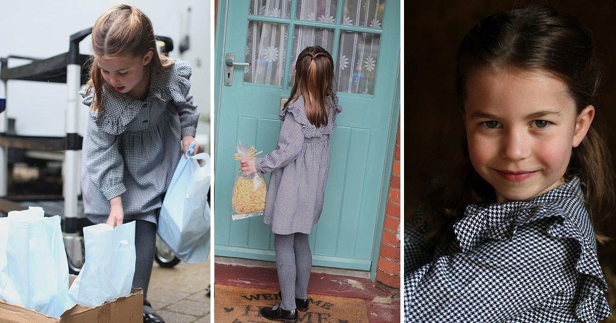 gdfgdfgdg.jpg?resize=412,232 - Princess Charlotte Distributed Home-Made Pasta Amongst The Needy