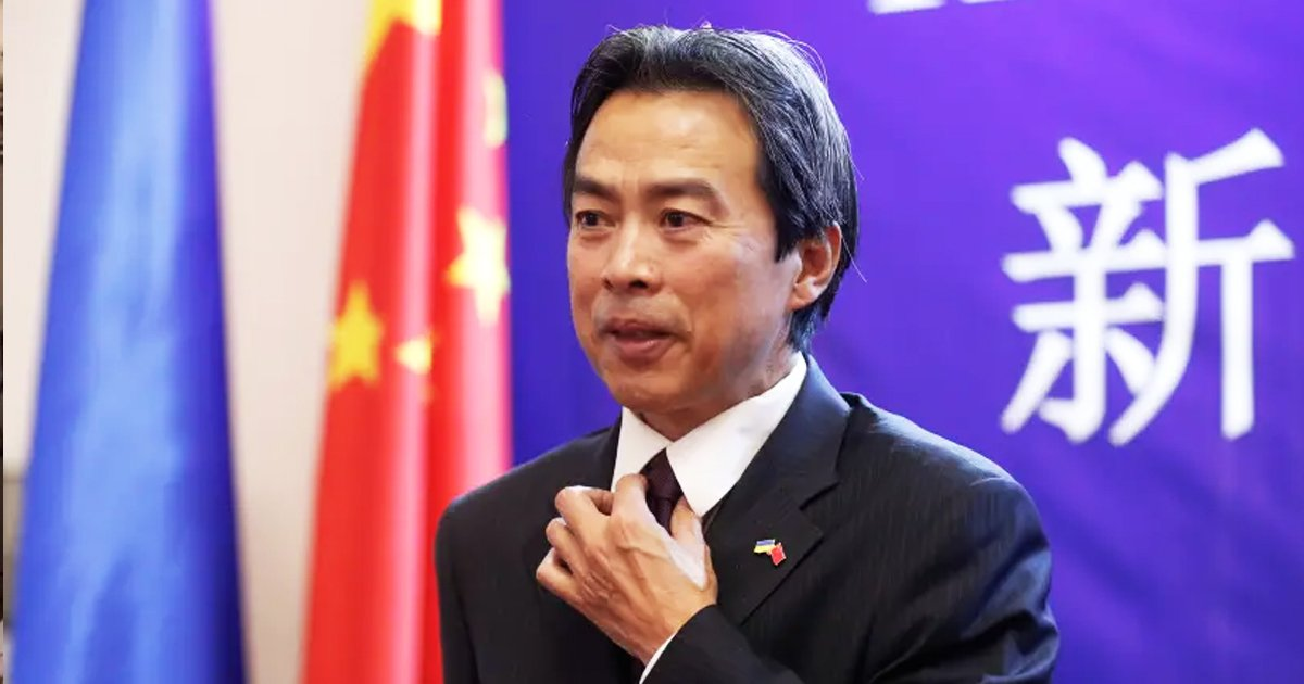 gdfsdf.jpg?resize=1200,630 - Speculations Reach A New High As China's Ambassador to Israel, Du Wei, Found Dead