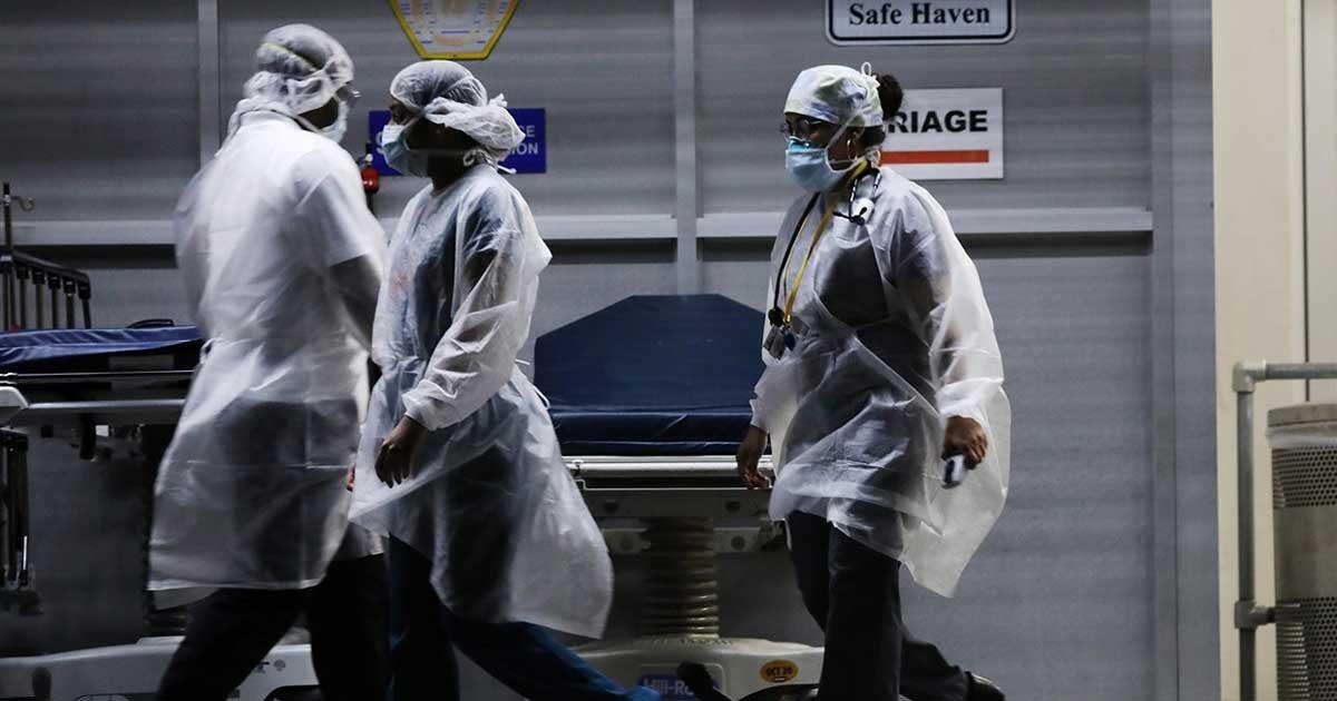 getty1 3.jpg?resize=1200,630 - Coronavirus Has Claimed More Than 100,000 Lives Across The US